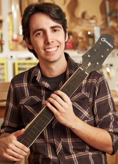 A Guitarra Acústica Archtop